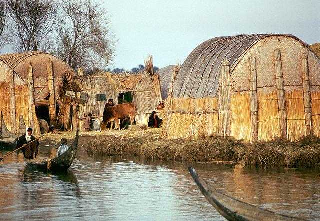 Iraq's marshes have sustained human civilization for more than 5000 years.